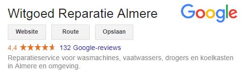 wasmachine almere reparatie